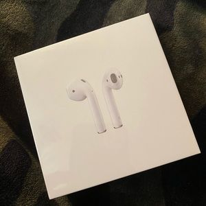 Airpods brand new